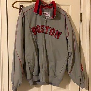 Official MLB Boston Red Sox team jacket